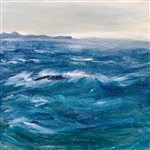 Winter Seas with Ardnamurchan Peninsula 1